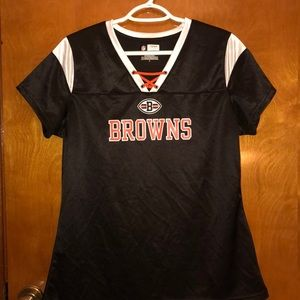Browns girl t-shirt
